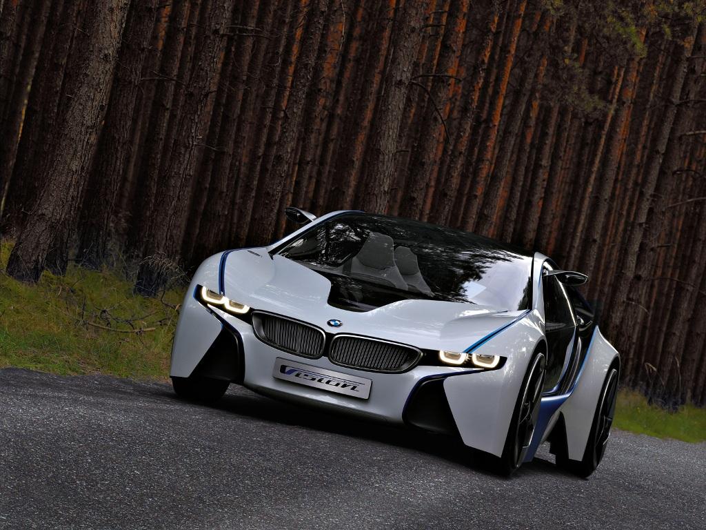 BMW Vision EfficientDynamics (sursa - BMW)