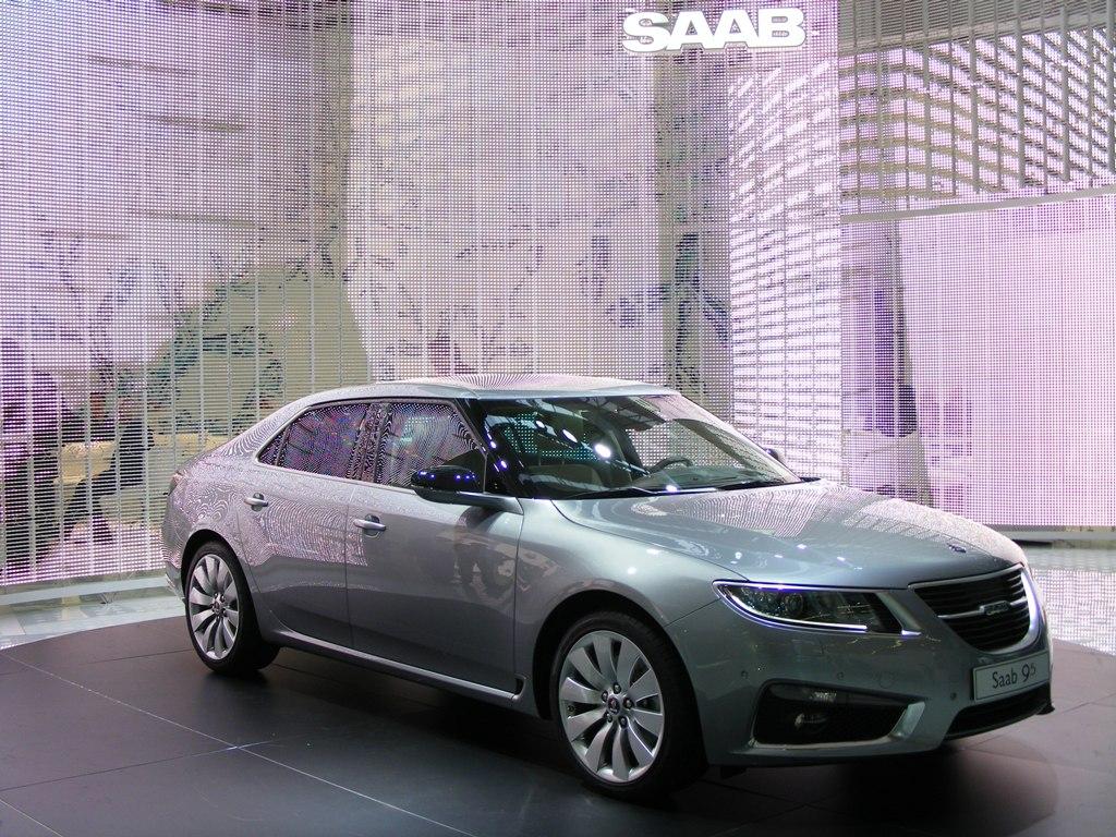 FOTO: Noul Saab 9-5, masina pe care suedezii vor sa reconstruiasca imaginea marcii