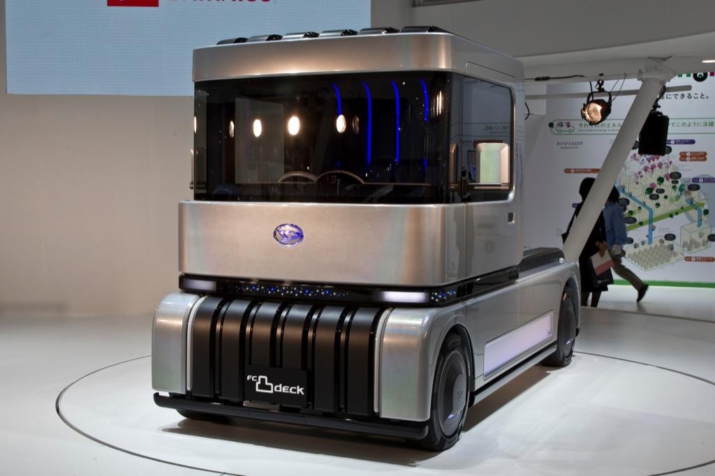 Daihatsu FC-Deck Concept