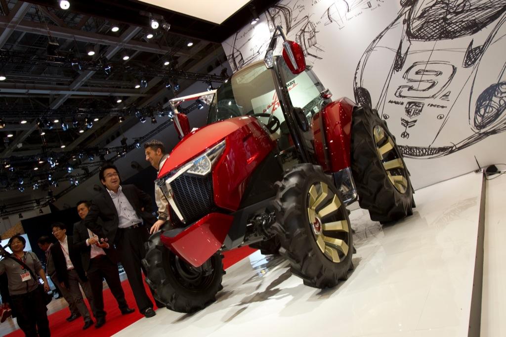 Y-Concept YT01 Advanced Tractor