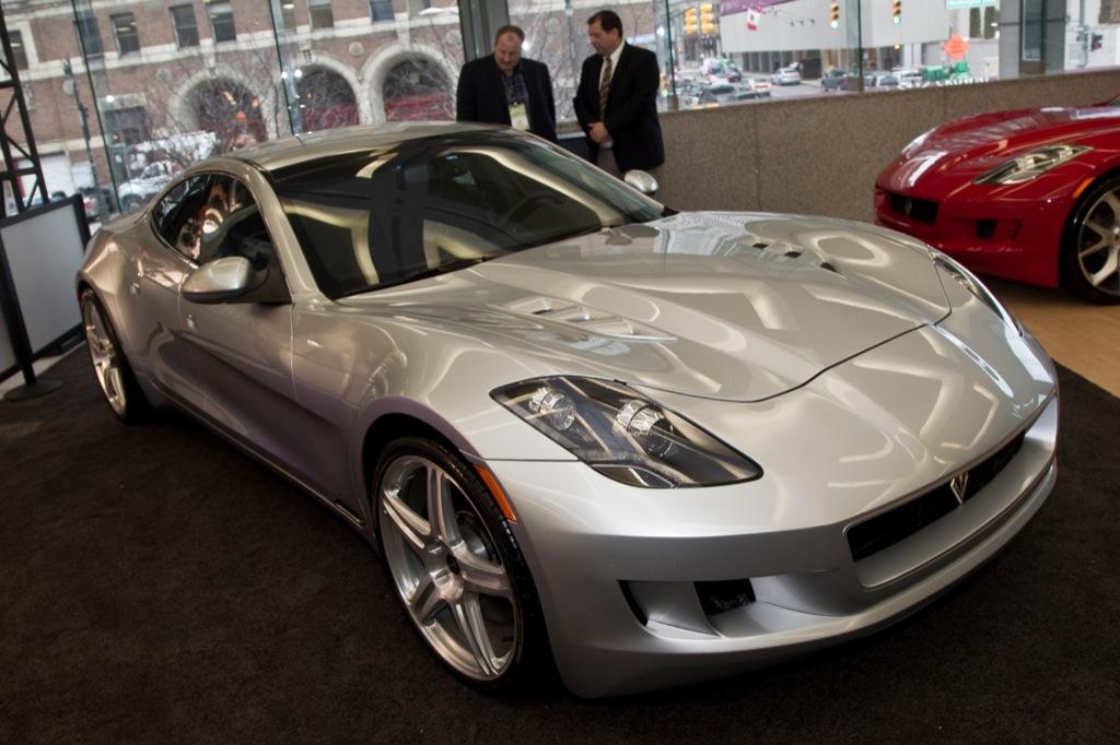 FOTO: Noutatile de la Salonul Auto de la Detroit, in imagini