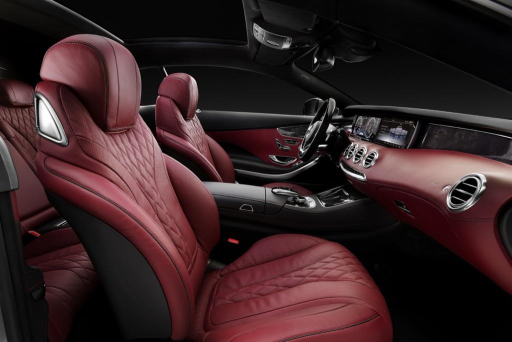 Mercedes-Benz Clasa S Coupe porneste de la 130.280 euro cu TVA in Romania