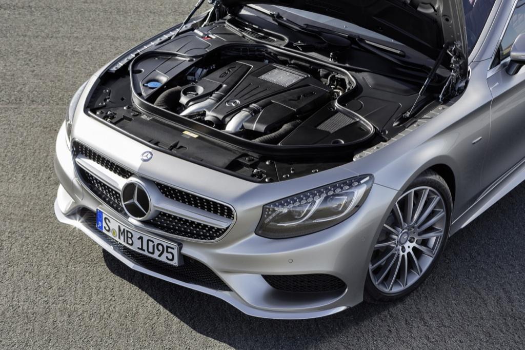 Mercedes-Benz Clasa S (sursa - Mercedes-Benz)