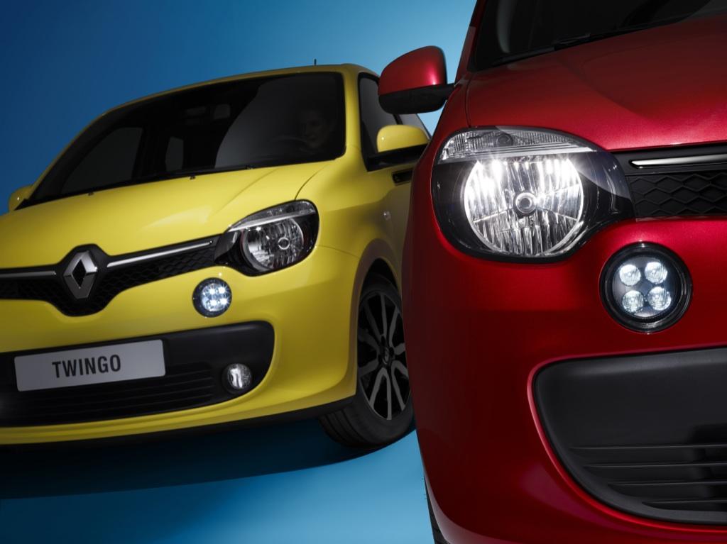 VIDEO, FOTO: Noul Renault Twingo, complet reinventat. Acum are patru portiere si propulsie