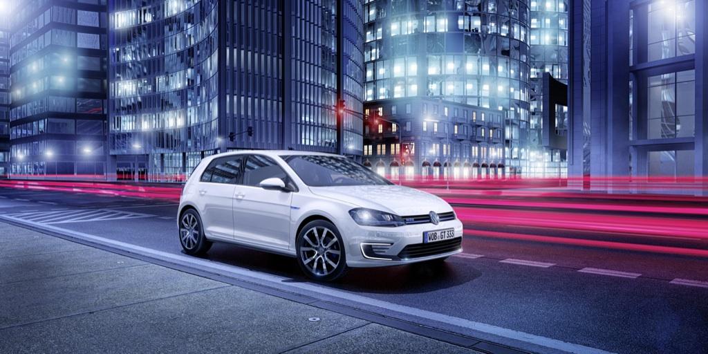 Volkswagen Golf GTE (sursa - Volkswagen)