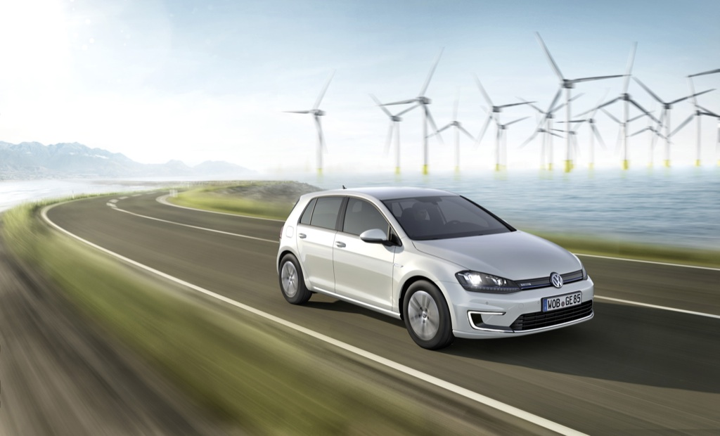 FOTO: Electricul Volkswagen e-Golf porneste de la 34.900 Euro cu TVA in Germania