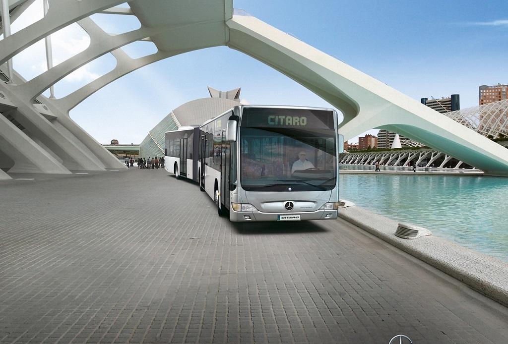 Autobuz Mercedes-Benz Citaro (sursa -EvoBus)