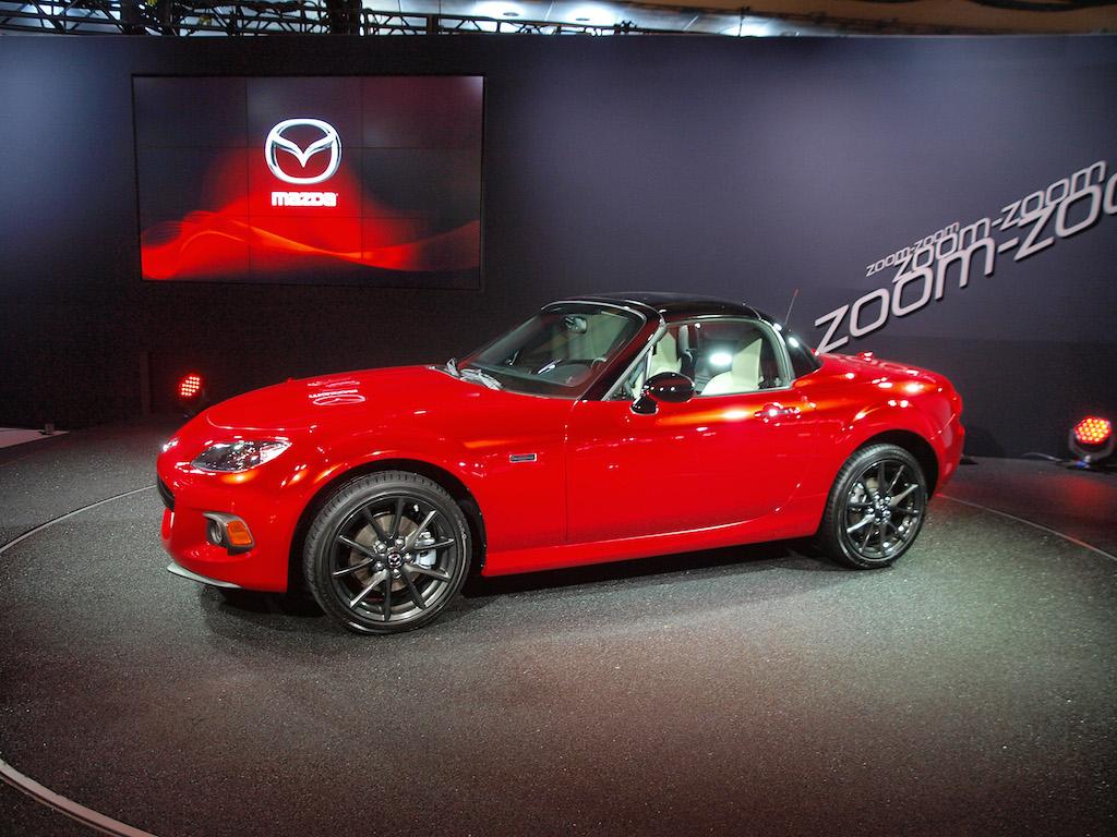 FOTO: Salonul Auto de la New York in imagini