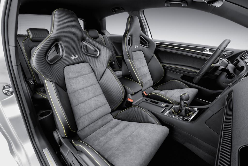 Cel mai puternic Volkswagen Golf din istorie are 400 CP, dar deocamdata e concept