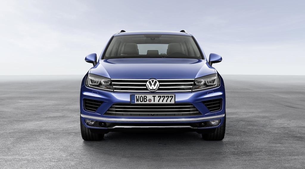 Volkswagen Touareg (sursa - Volkswagen)