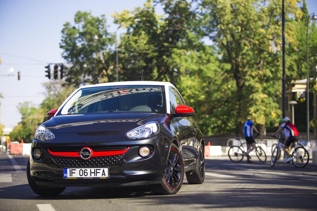 In garajul nostru: Opel ADAM