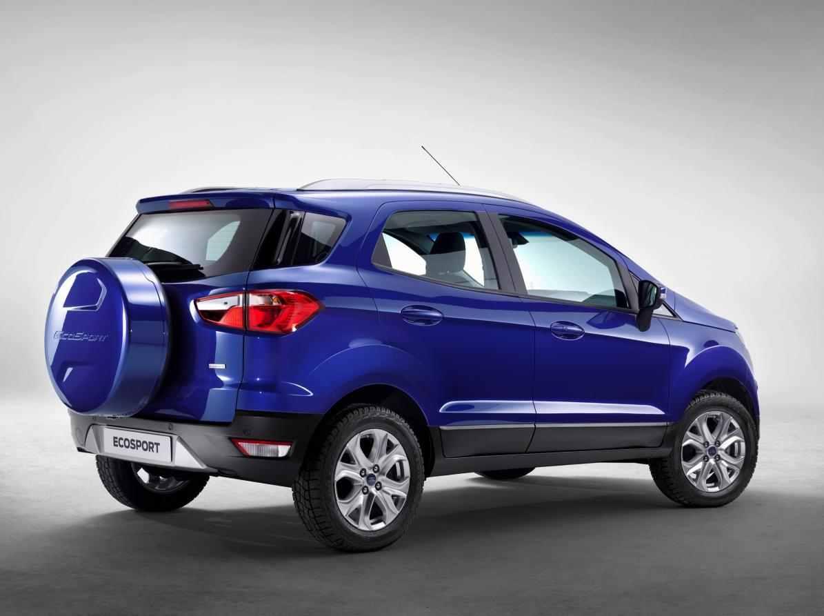 Ford EcoSport (sursa - Ford)