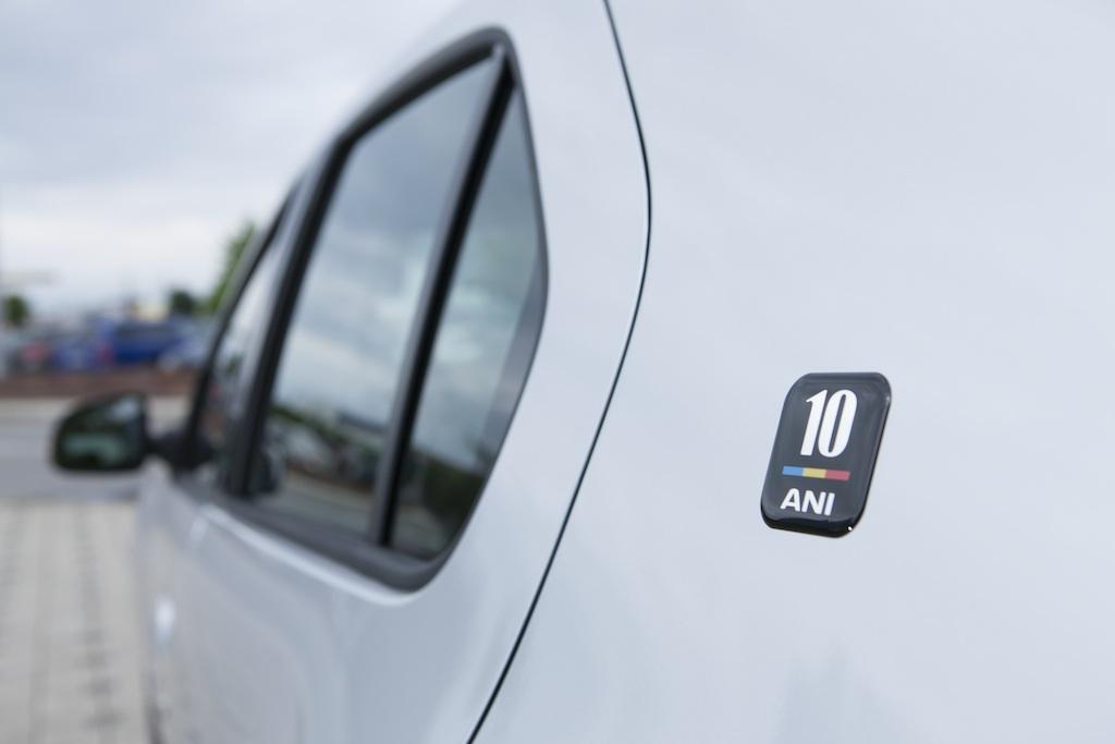 Dacia Logan 10 Ani (sursa - Dacia)