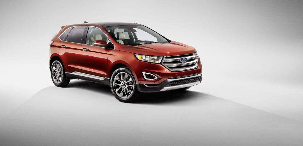 Ford Edge (sursa - Ford)