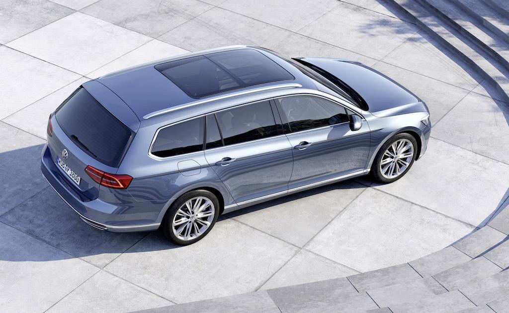 Volkswagen Passat Variant (sursa - Volkswagen)