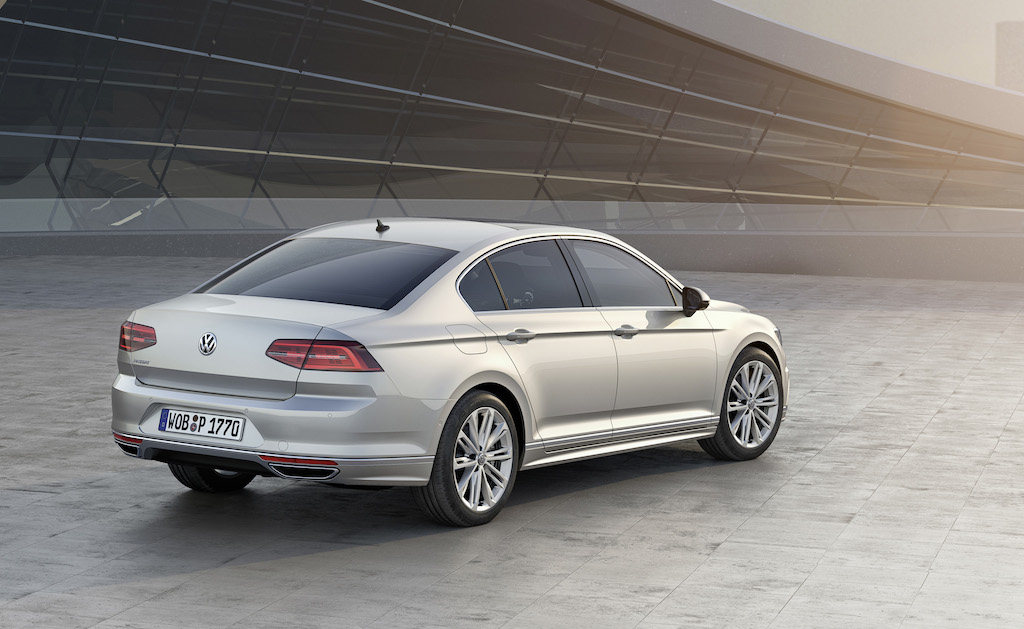 Volkswagen Passat (sursa - Volkswagen)