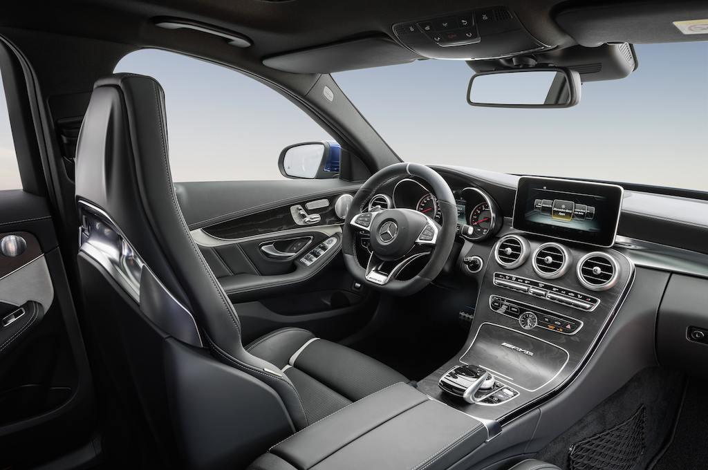 Mercedes-AMG C 63 (sursa - Daimler)