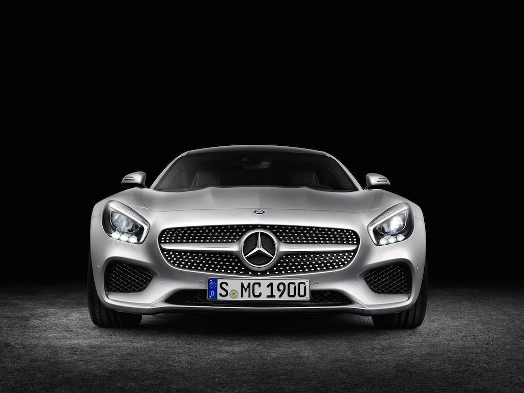 Mercedes-AMG GT (sursa - Daimler)