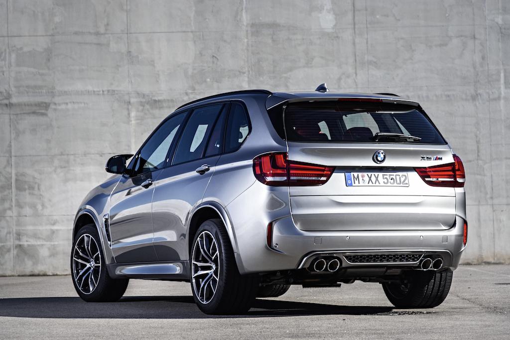 VIDEO, FOTO: Noile BMW X5 M si BMW X6 M se prezinta