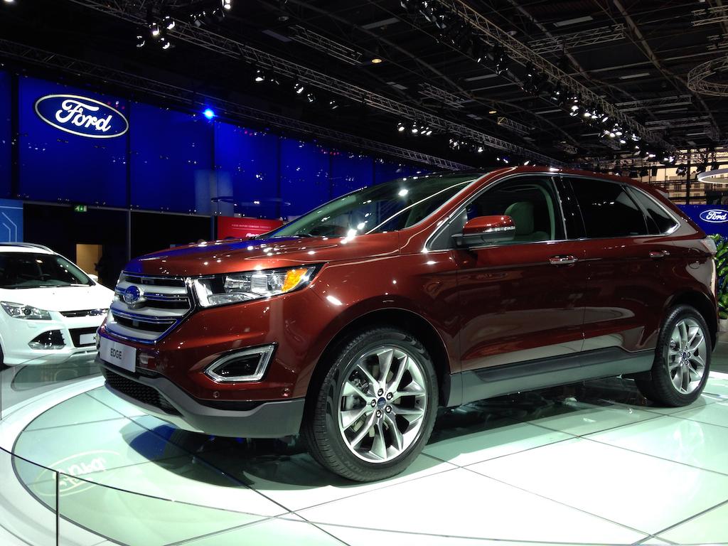 UPDATE, FOTO: Noutatile de la Salonul Auto de la Paris. Premiera mondiala pentru Ford S-MAX, BMW X6 si Opel Corsa