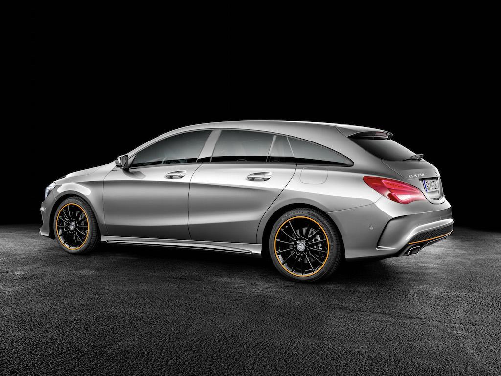 Mercedes-Benz CLA 250 4MATIC Shooting Brake (sursa - Daimler)