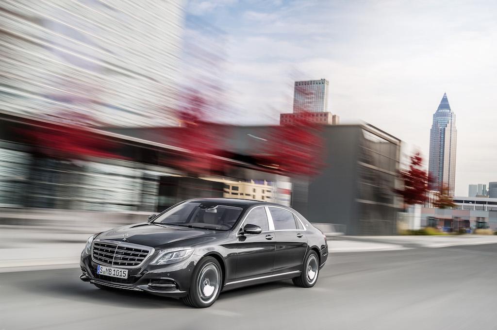 VIDEO, FOTO: Mercedes-Maybach Clasa S, renasterea luxului defunct