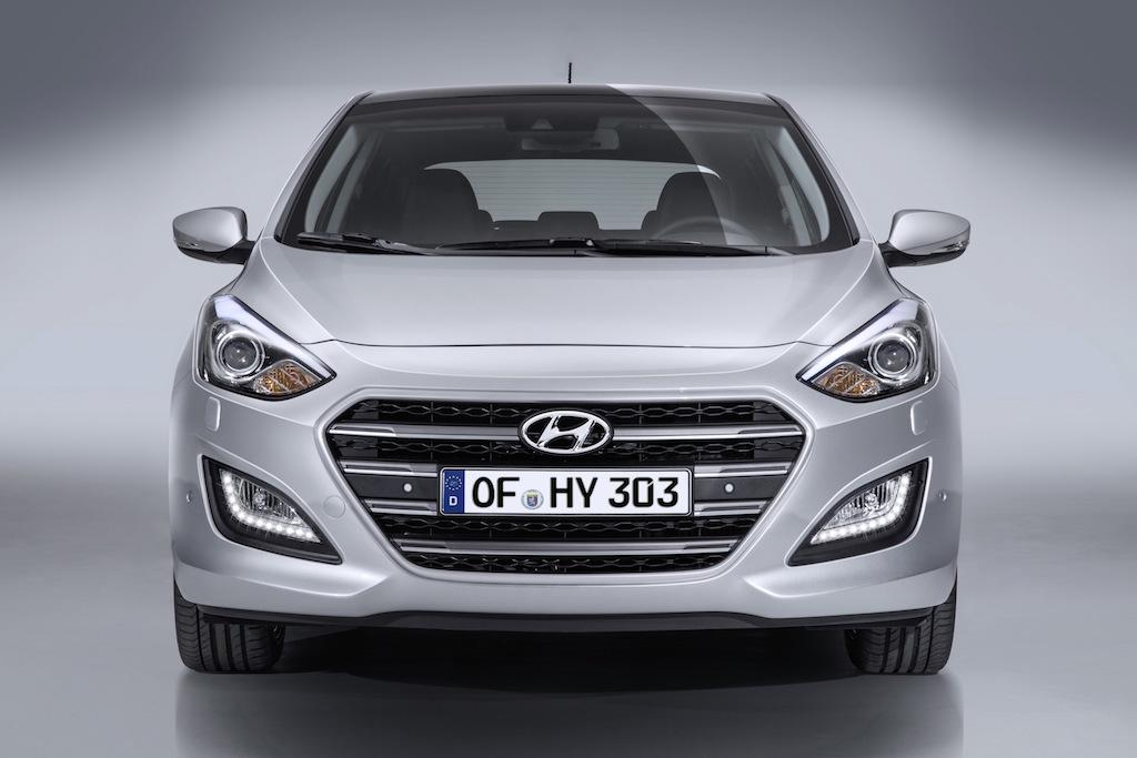 Hyundai i30 Facelift (sursa - Hyundai)