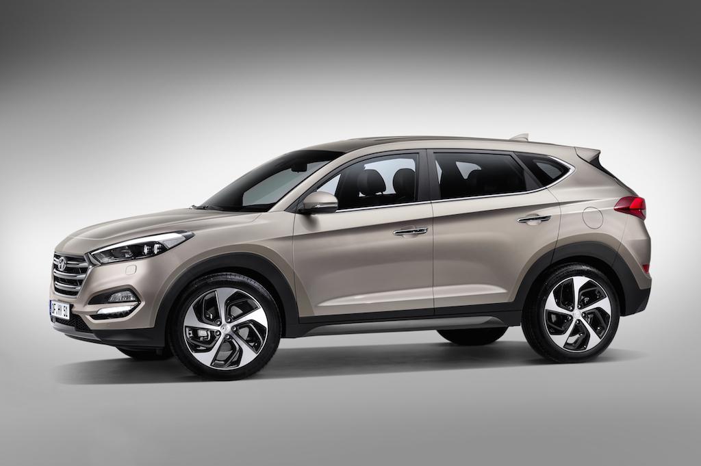 Hyundai Tucson (sursa - Hyundai)