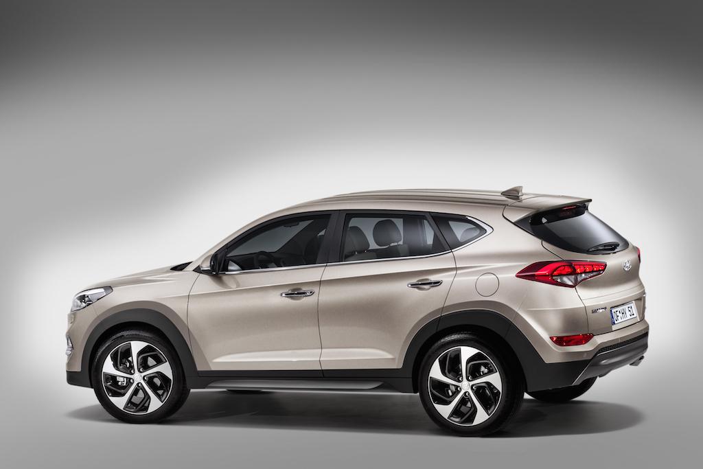 FOTO: Hyundai Tucson revine pe piata si va inlocui ix35