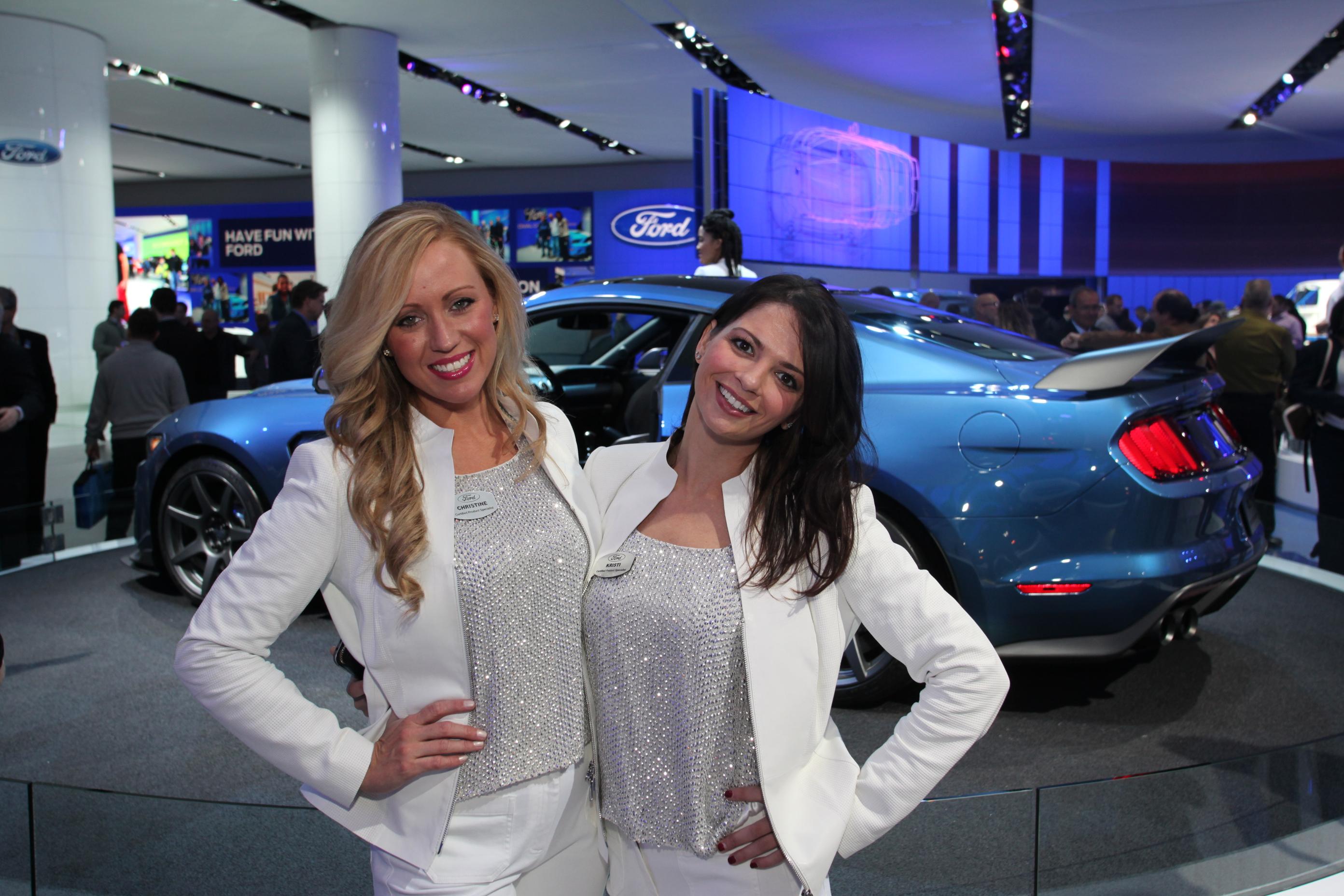 La Salonul Auto de la Detroit 2015 (sursa - NAIAS)