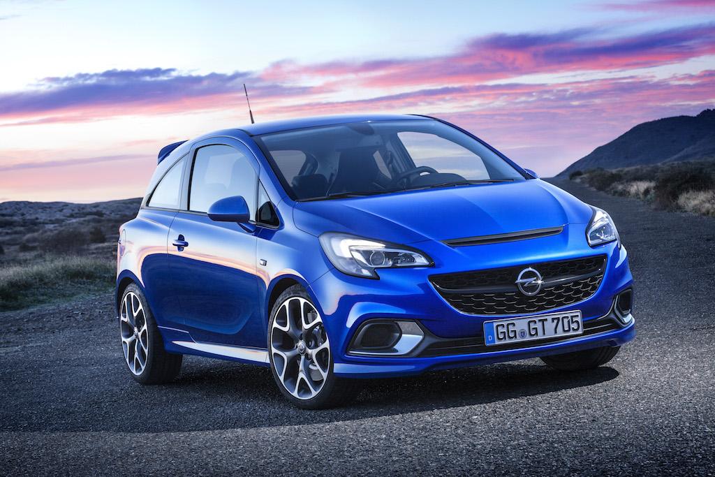 Opel Corsa OPC (sursa - Opel)
