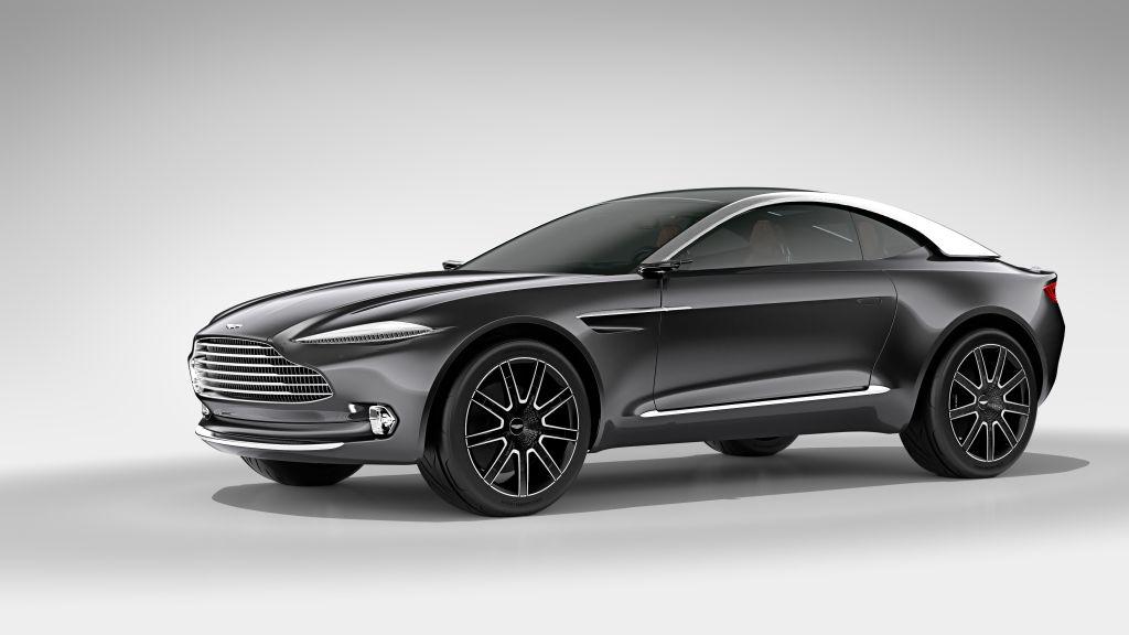 Aston Martin DBX Concept (sursa -Aston Martin)
