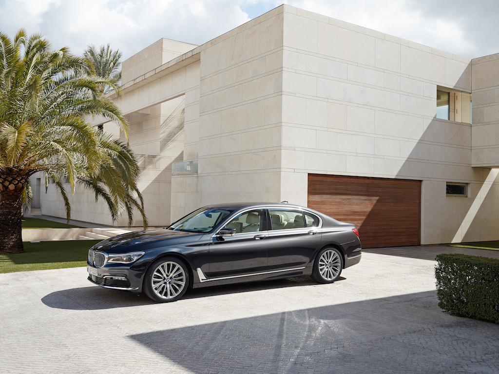 BMW Seria 7 (sursa - BMW)