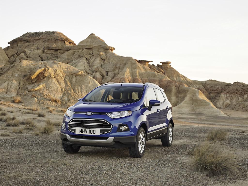 Ford EcoSport (sursa - Ford) 00a