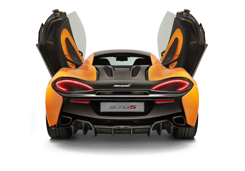 McLaren 570S (sursa - McLaren)