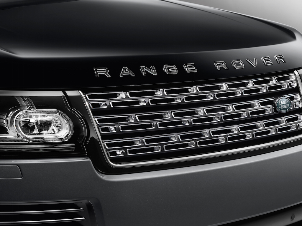 Range Rover (sursa - Range Rover)