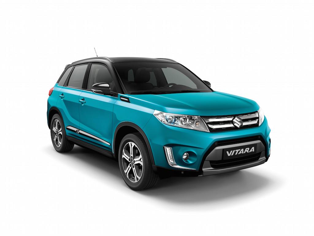 Suzuki Vitara (sursa - Suzuki)