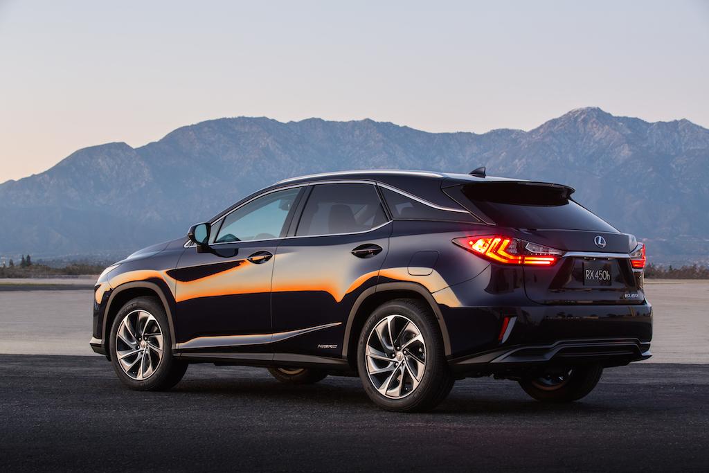 FOTO: Noul Lexus RX, premiera mondiala la New York