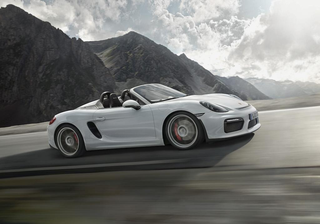 VIDEO, FOTO: Noul Porsche Boxster Spyder, dedicatie pentru puristi