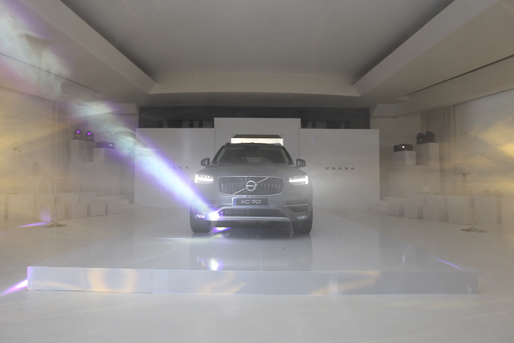 Volvo XC90 (sursa - EIT Forum Auto)