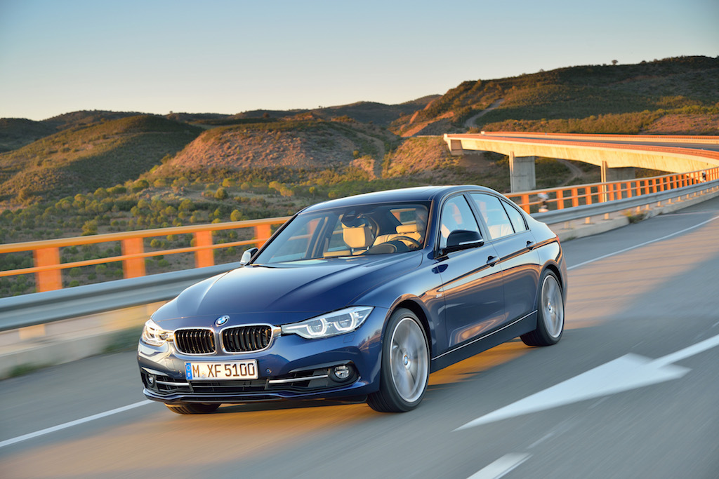 BMW Seria 3 Facelift (sursa - BMW)