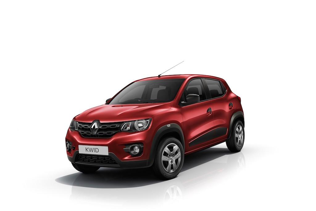 Renault Kwid Concept (sursa - Renault)