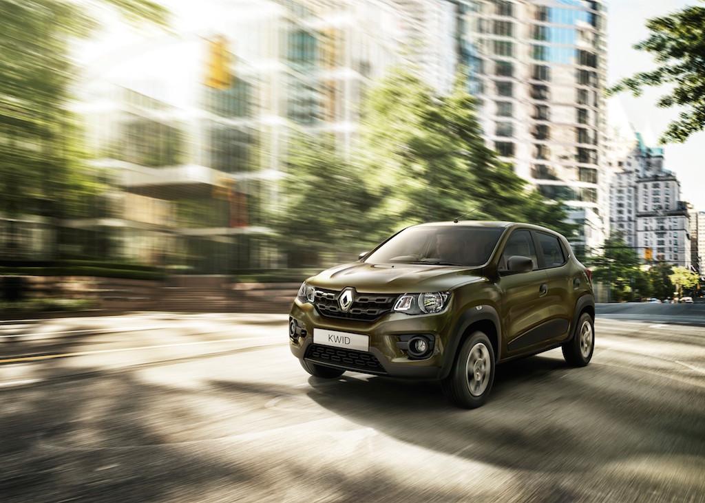 Renault Kwid (sursa - Renault)