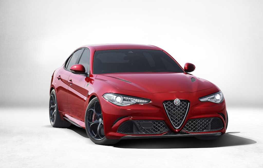 Alfa Romeo Giulia (sursa - Alfa Romeo)