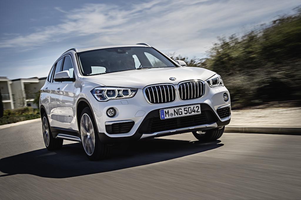 BMW X1 (sursa - BMW)