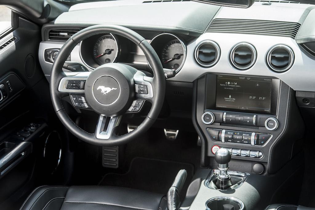 Prima impresie: Ford Mustang