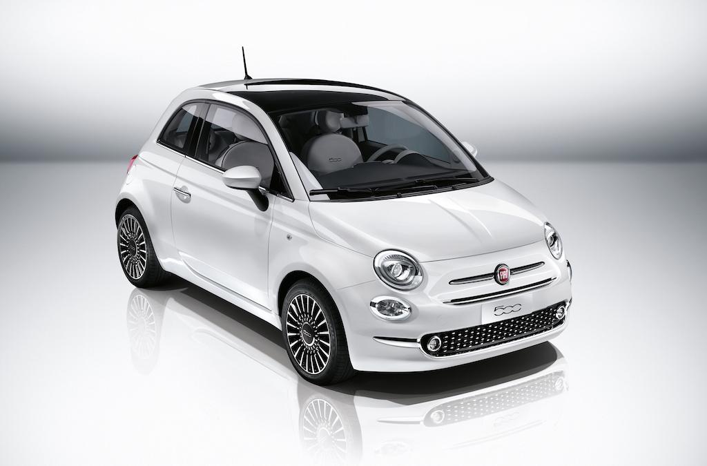 Fiat 500 Facelift (sursa - Fiat)