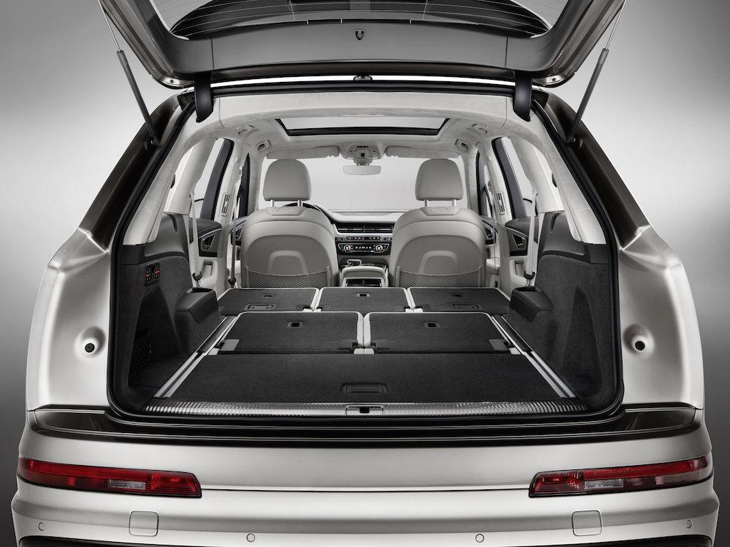 Audi Q7 (sursa - Audi)