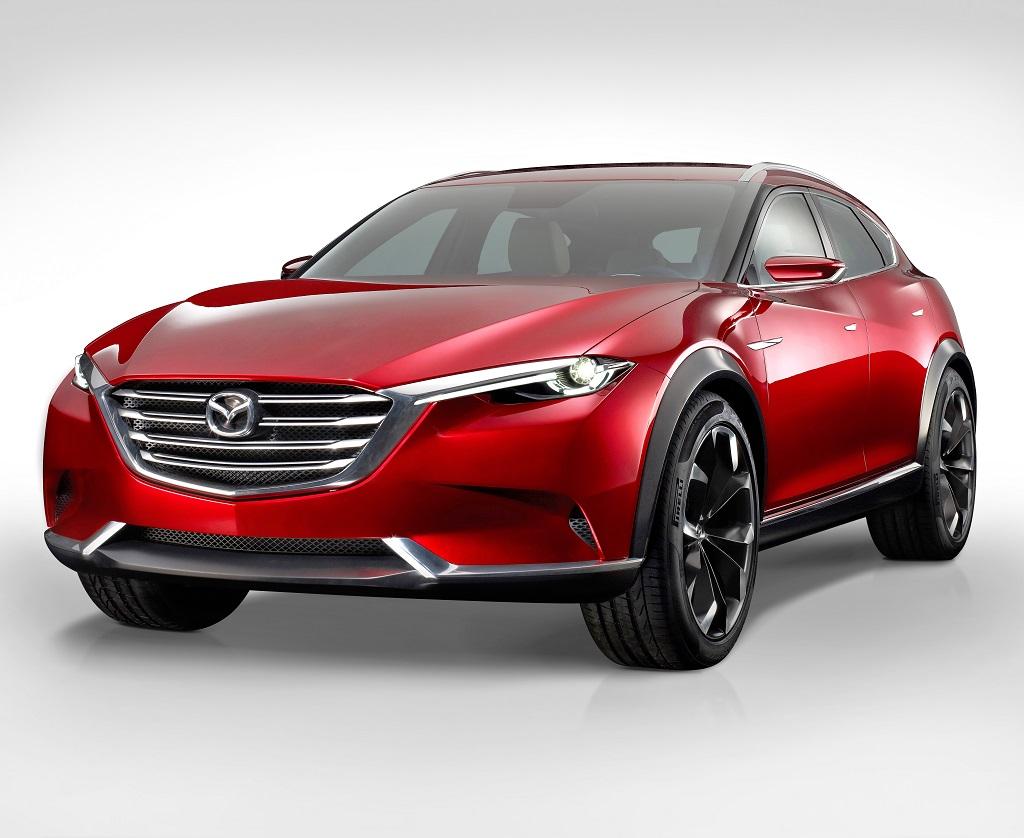 Mazda Koeru (sursa - Mazda)