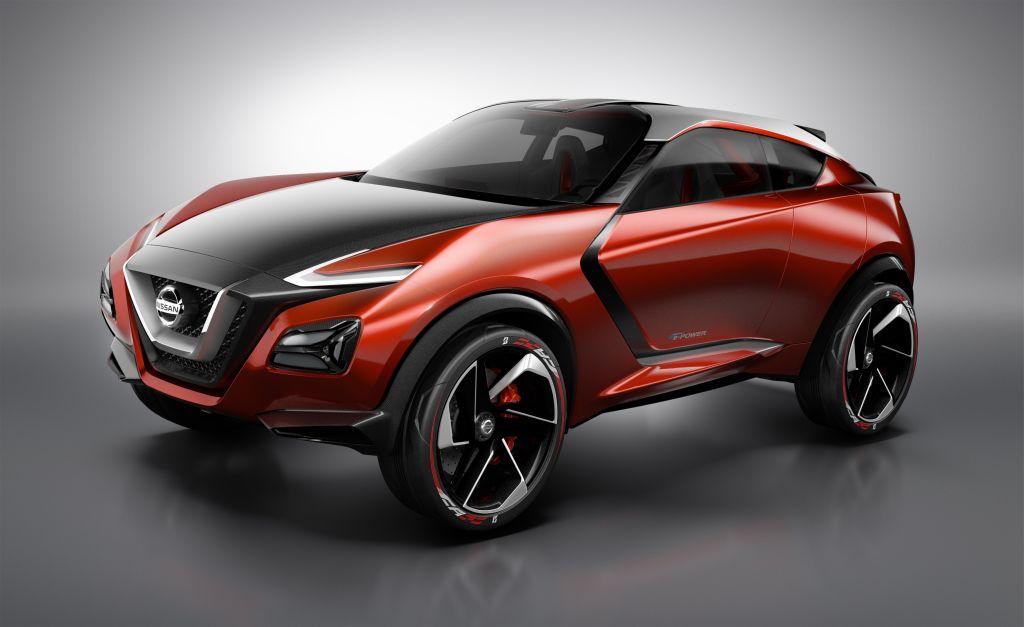 Nissan Grpz concept (sursa - Nissan)